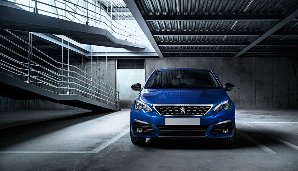 Peugeot 308 - From £249 per month & Arbury pay £1,550 towards your deposit