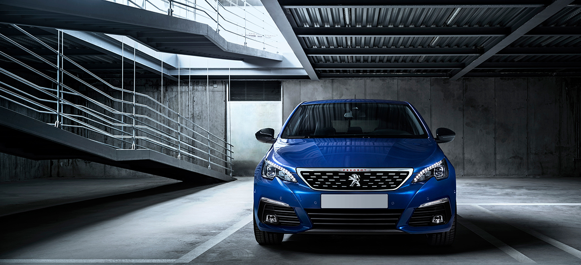Peugeot 308 - 0% APR finance and Arbury pay £2,100 towards your deposit