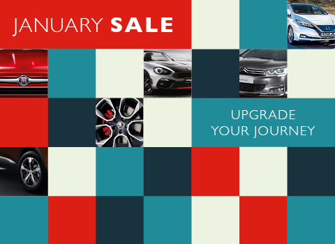 The Arbury January Sale