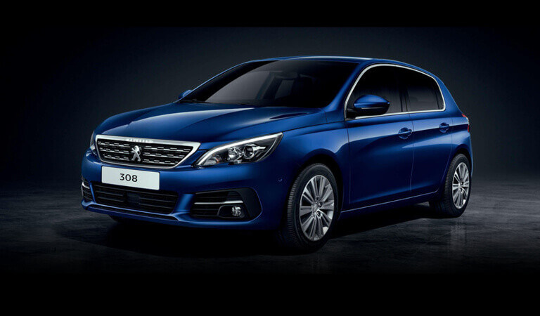 Peugeot 308 Hatchback Tech Edition