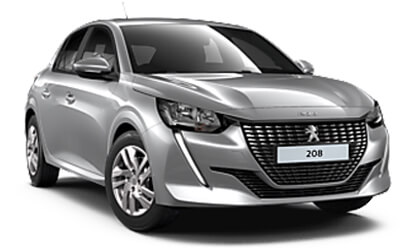 All-new PEUGEOT 208 Active Premium