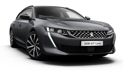 All-new Peugeot 508 SW GT Line