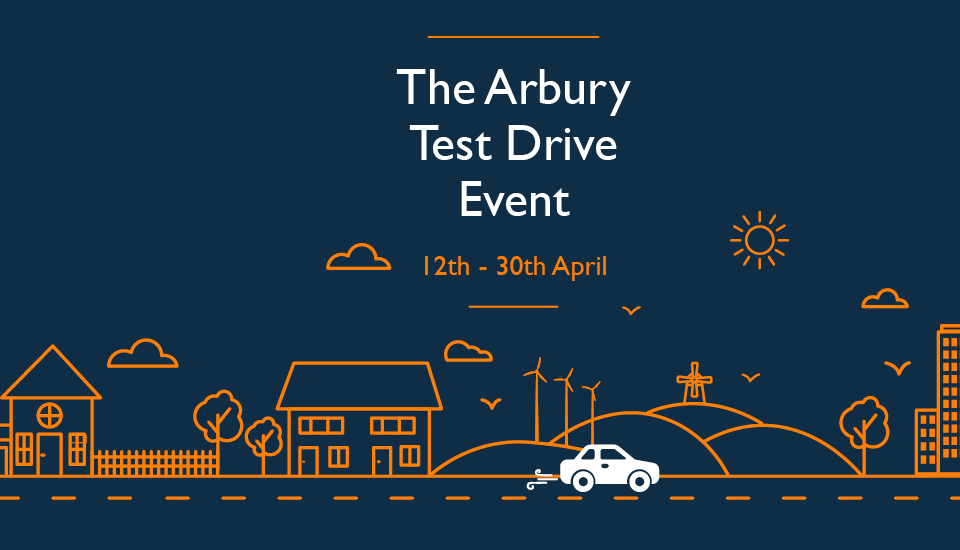 The Arbury Test Drive Event